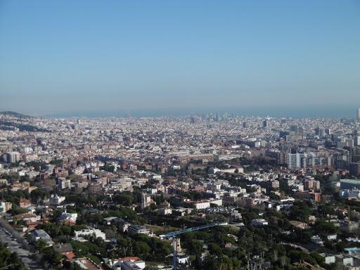 El Camí al Vallés Occidental,  el Baix Llobregat i el Barcelonès