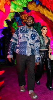 Kanye West is in Great Place after reuniting with Kim Kardashian for a family getaway