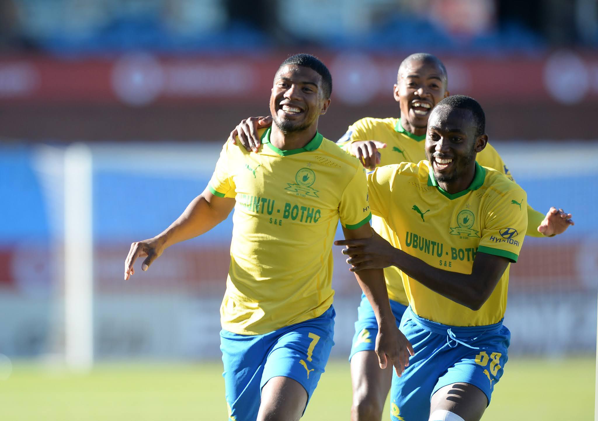 Mamelodi Sundowns left-back Lyle Lakay