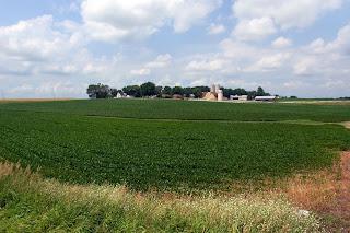 Minnesota farm land