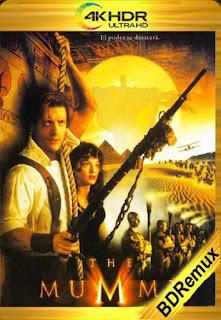 La Momia (1999)[BDRemux 4K] [Latino-Inglés] [Google Drive] chapelHD