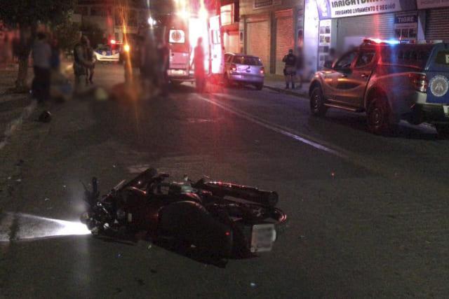Homem morre após acidente com moto na Chapada Diamantina