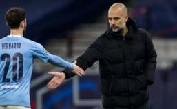Guardiola's City untroubled by previous Champions League failures