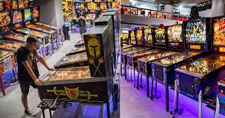 Άνοιξε στην Αθήνα μουσείο με φλιπεράκια που παίζεις όση ώρα θες δωρεάν