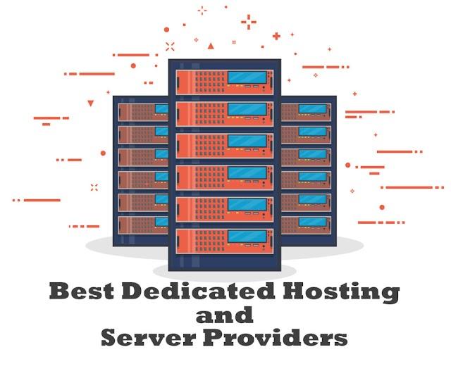 Best Dedicated Hosting & Server Providers