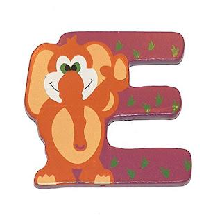 Animali con la lettera E