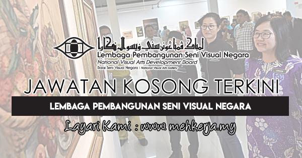 Jawatan Kosong Terkini 2018 di Lembaga Pembangunan Seni Visual Negara