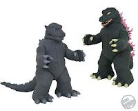 Diamond Select Godzilla Vinimates Vinyl Figure 2-Packs