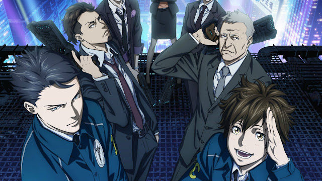 Psycho-Pass Season 3 (Episode 01 - 8) Batch Subtitle Indonesia