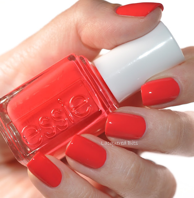 Sunset Sneaks Essie Summer 2015