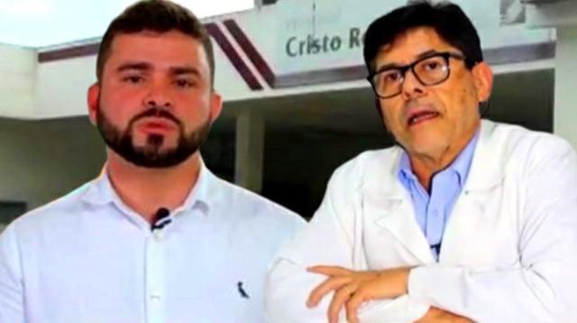 Troca de acusações entre Secretário de Saúde e Dr. Silvio revela mentiras, omissão e desvios de verbas