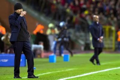 Osorio probaría línea de 3 ante Polonia