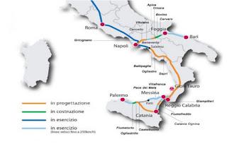 Alta Velocità Napoli - Bari