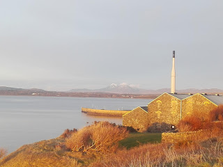 ostrovy Islay a Jura
