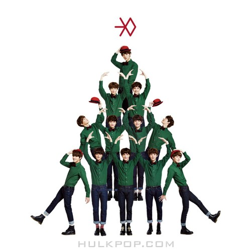 EXO – Miracles in December (Korean Ver.) – EP (FLAC + ITUNES PLUS AAC M4A)