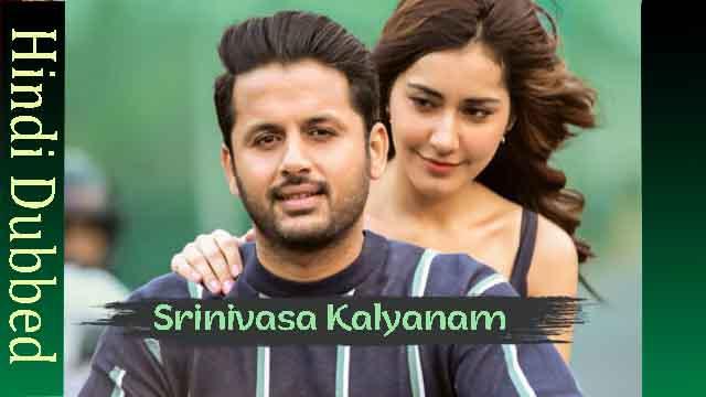 Srinivasa Kalyanam 2019 Hindi Dubbed