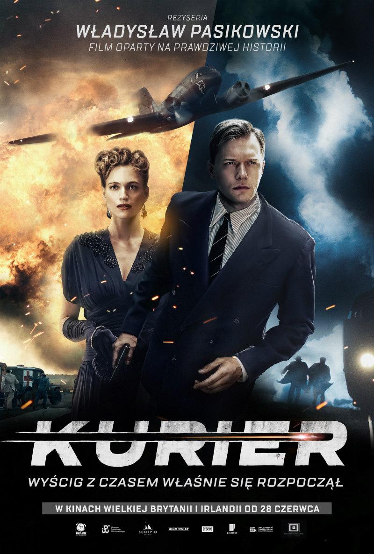 kurier film poster