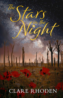 Special Guest Interview with Clare Rhoden, Author of The Stars in the Night