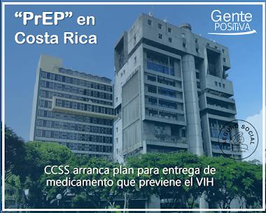 CCSS arranca plan para entrega de medicamento que previene el VIH