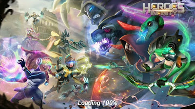 Heroes Infinity Apk Mod Unlimited Coins & Gems 1.9.4 - WTFapk | Download Game