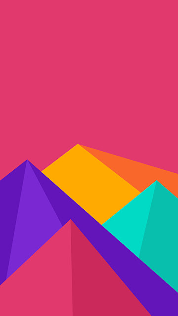 Flat Colour Wallpapers Galaxy S7 Edge