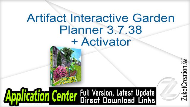 Artifact Interactive Garden Planner 3.7.38 + Activator