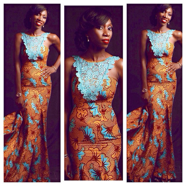 Ankara Dresses Styles For Dinner - Long Evening Wears You Can Rock ...