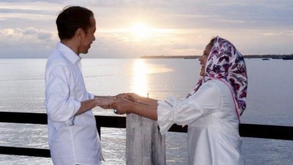 Ibu Negara Iriana Jokowi Terpilih sebagai Inspiring Women 2021