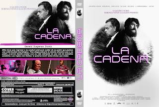 LA CADENA – THE CHAIN – 2019 [COVER – DVD]