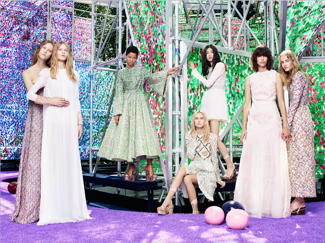 Dior's Autumn/Winter 15 Haute Couture Report