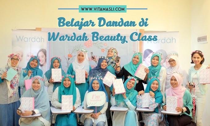 Belajar Dandan di Wardah Beauty Class
