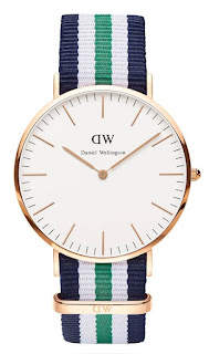 DANIEL WELLINGTON Men Classic Nottingham 40mm