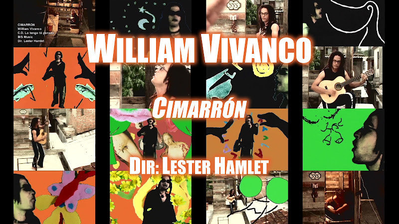 William Vivanco - ¨Cimarrón¨ - Videoclip - Director: Lester Hamlet. Portal Del Vídeo Clip Cubano