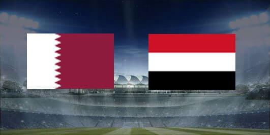 مباراة اليمن وقطر اليوم الجمعة 29-11-2019 في كأس الخليج العربي 24
