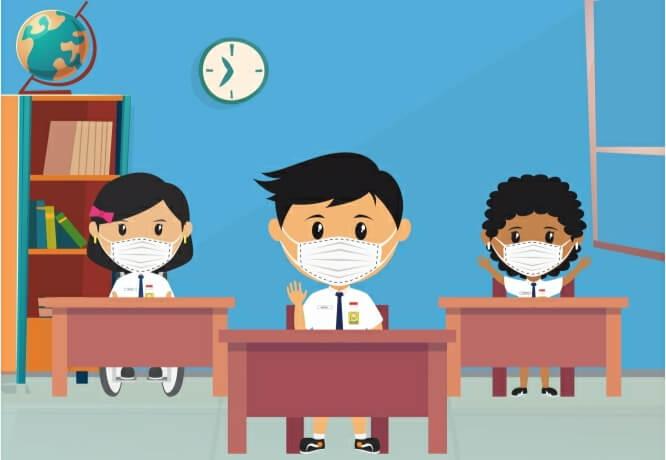 Panduan Penyelenggaraan Pembelajaran PaudDikDasMen Covid 2021/2022