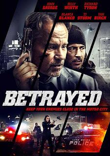 مشاهدة فيلم Betrayed 2018 مترجم