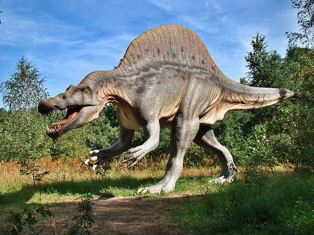 dinossauros na terra