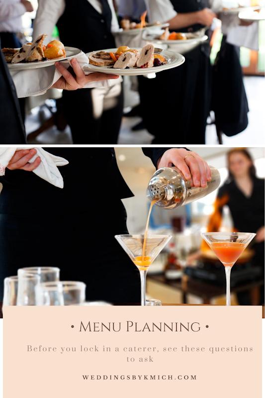 wedding advice - wedding planning - K'Mich Weddings Philadelphia PA