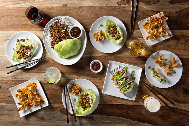 p f chang s introduces new happy hour menu brand eating