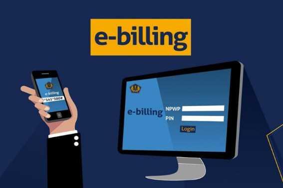 Cara Mudah Membuat E-Billing Pajak Online