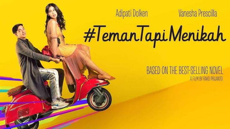#TemanTapiMenikah (2018) WEBDL
