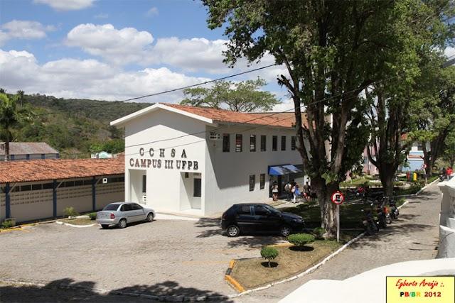 Colégio agrícola de Bananeiras oferece 94 vagas para auxílio emergencial