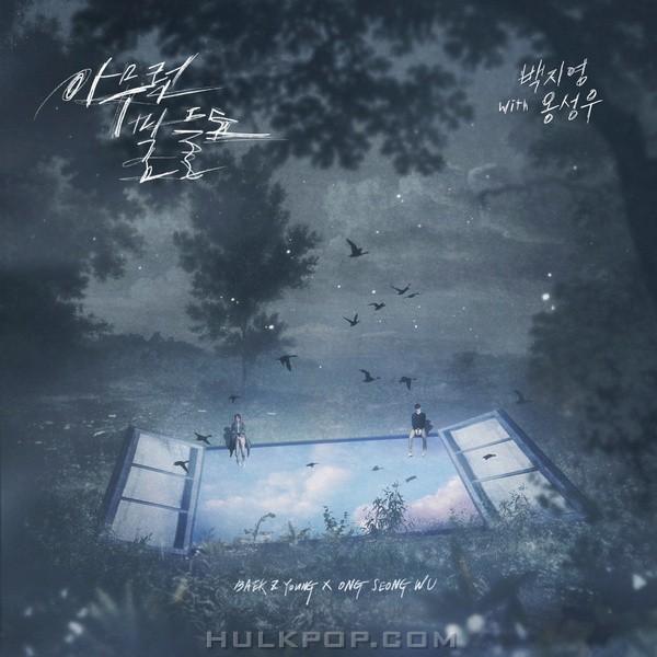 BAEK Z YOUNG, ONG SEONG WU – didn't say anything – Single