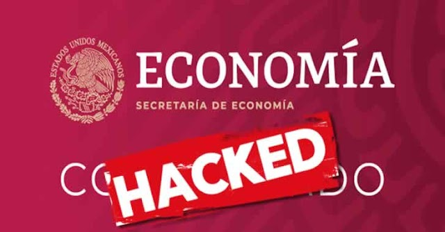 Secretaría de Economía sufre hackeo; suspende trámites