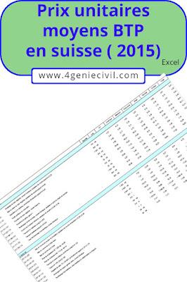Indice suisse des prix de la constructions