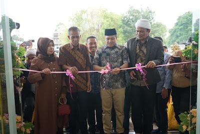 Bupati Batubara Resmikan Grand Opening Mariana INN Hotel