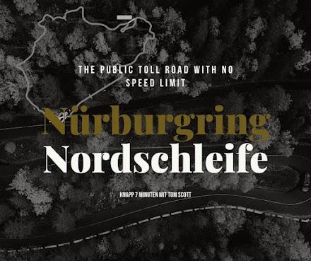 Nürburgring Nordschleife 7 Minuten Minidoku | Tom Scott in der grünen Hölle
