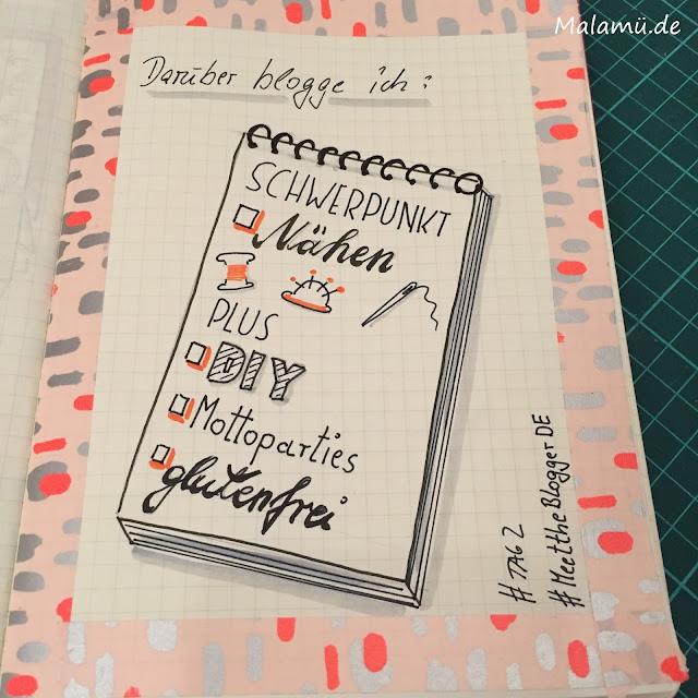 Bloggerchallenge #meetthebloggerDE