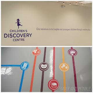 Children's Discovery Centre Toronto