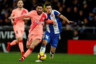 برشلونة يستهل العام الجديد بديربي قوي ضد إسبانيول قبل السفر إلى المملكة العربية السعودية من أجل السوبر الإسباني